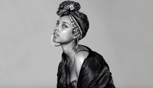 Late-night texting anthem:  Alicia Keys returns with 'In Common'