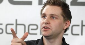 Austrian Max Schrems made the original challenge to Safe Harbour. Photograph: DPA