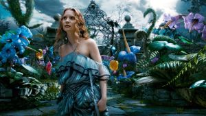 Completely wasted: Mia Wasikowska in Alice Through the Looking Glass
