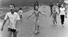 Kim Phuc, the napalm girl: 'Love is more powerful than any weapon'