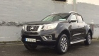 Our Test Drive: the Nissan Navara
