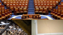 The cracks are showing in Leinster House