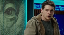 Jack O'Connell stars in Jodie Foster's 'Money Monster'