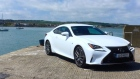 Our Test Drive: the Lexus RC200t