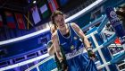 Kellie Harrington took on China's Weniu Yang in the World Chamnpionship final. Photo: Inpho