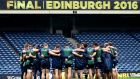 Connacht and Leinster fans descend on Edinburgh