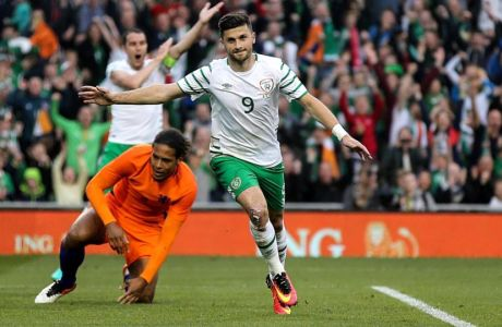 Republic of Ireland caught late as Dutch claim Dublin draw