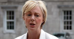 "Regina Doherty: asked if she thought an audit would turn up other cases in other policing districts, she said: ""Absolutely.'' Photograph: Cyril Byrne / The Irish Times"