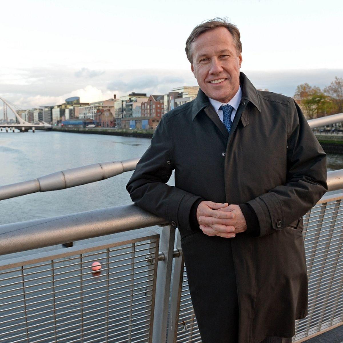 Zurich Insurance Former Ceo Martin Senn Takes Own Life