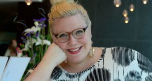 "Lindy West: ""Lots of men wanted to have sex with me, they just didn't want to go to a restaurant with me."" Photograph: Cyril Byrne"