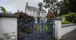 File photo of the former Kincora Boys' Home on the Upper Newtonards Road, Belfast. A long-running public inquiry has reconvened into allegations of abuse there in the 1970s and 1980s. Photograph: Niall Carson/PA Wire