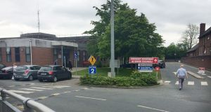 The maternity unit at Cavan General Hospital has known its fair share of controversy in recent years, including four investigations into previous baby deaths and a number of high-profile court cases. File photograph: Alan Betson/The Irish Times