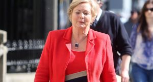 The commitment for new and stronger surveillance powers for the Garda referred to by Frances Fitzgerald sound promising, though detail is needed before any firm conclusion could be reached. Photograph: Sam Boal/Rollingnews.ie