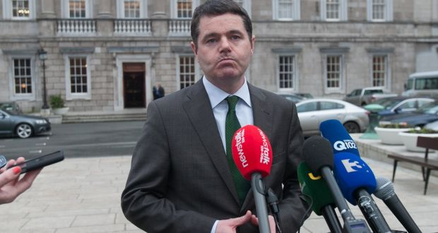 A briefing for Minister for Public Expenditure Paschal Donohoe argued that reforms to disability allowances should be considered as existing rules increase welfare dependency and increase poverty, not reduce it