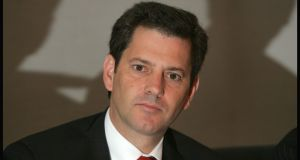 Smurfit Kappa chief executive Tony Smurfit. Photograph: Brenda Fitzsimons