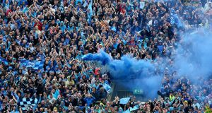 Dublin haven't played a Leinster Championship match outside of Croke Park since 2006. Photograph: Donall Farmer/Inpho.