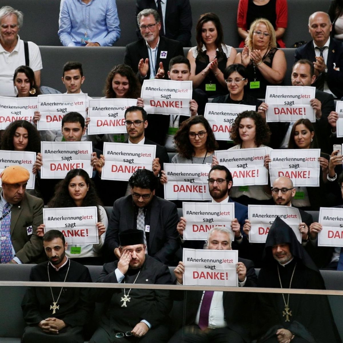 Germany angers Turkey with Armenian genocide resolution