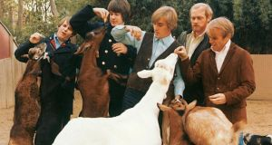 Pet Sounds, by The Beach Boys: Paul McCartney cried when he first heard the album