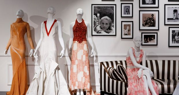 Exhibits At The Caroline Herrera Career Retrospective Scad Fash Museum Of Fashion And Film