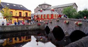 Westport: named Best Place to Live in Ireland in June 2012
