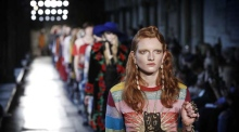 Westminster Abbey goes Gucci in first ever fashion show