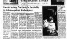 Almost 40 years ago, this newspaper caused a huge stir and was denounced after its exposé of Garda brutality.
