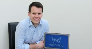 NovoGrid chief executive and co-founder, Peter Richardson