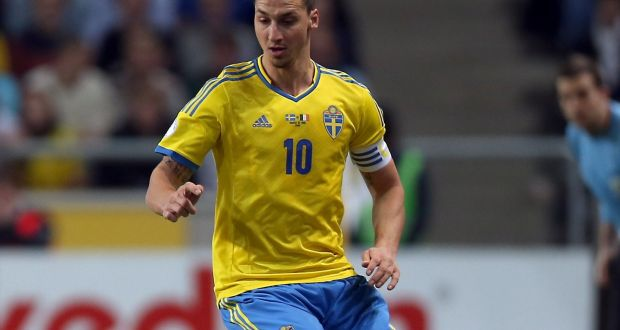 68fd5a29a Zlatan Ibrahimovic  born to a Bosnian Muslim father and a Catholic Croatian  mother in Malmö