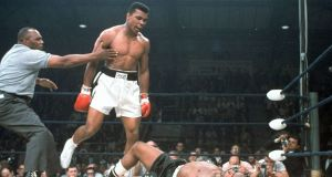 Muhammad Ali 1942 - 2016 A life in pictures