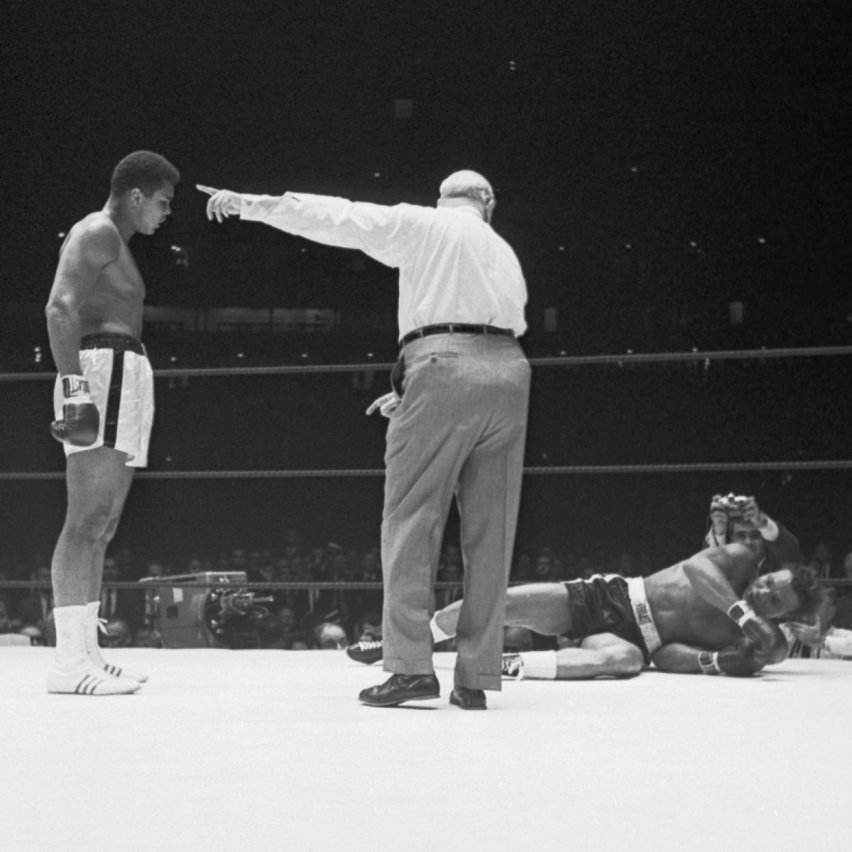 1b7f3e4e211 Muhammad Ali: The fights that shaped his career
