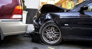 So-called uninsured motoring is purportedly one of the causes of high premiums, but how many vehicles are not covered by a policy? Surely simple cross-checking of databases – those of insurers and of the vehicle register – would answer that question and identify defaulters for prosecution. File photograph: Getty Images