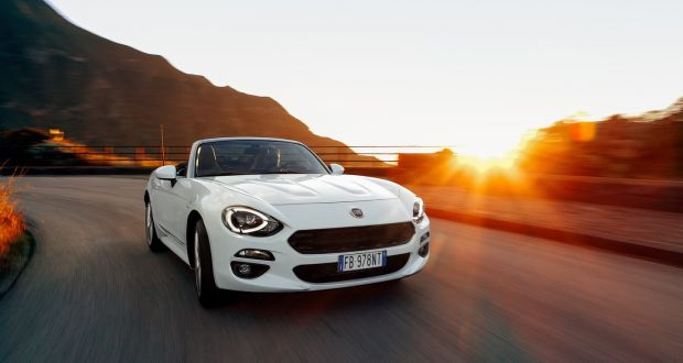 New Fiat 124 Sports Car Shares Much With The Mx 5 But Manages