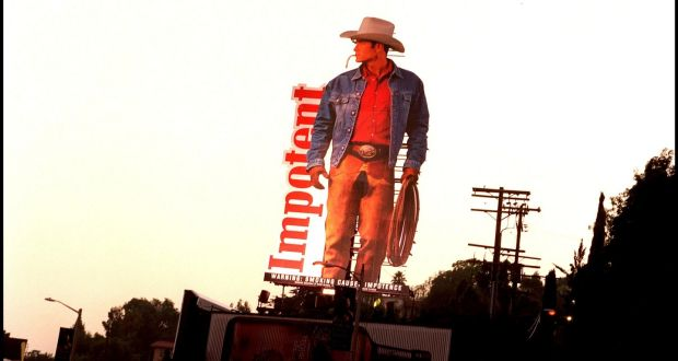 The art of changing the climate debate changing the story marlboro man appeared in a different light after california changed its laws fandeluxe Gallery