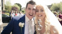 Our wedding story: From Rag Week to walking up the aisle