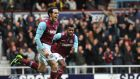 Republic of Ireland defender Joey O'Brien will leave West Ham after five years. Photograph:    Daniel Hambury/PA Wire