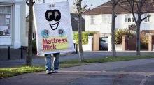 Trailer for documentary 'Mattress Men'