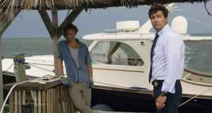 Netflix 'Bloodline': Ben Mendelsohn (left) and Kyle Chandler star as brothers Danny and John Rayburn. The drama was closer to the 'savour' than 'devour' end of the 'binge scale'.