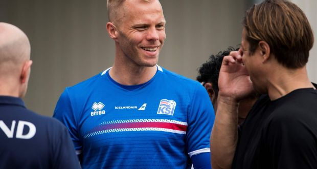 975e720be At the age of 37 Eidur Gudjohnsen will fulfill his dream of represnting  Iceland at a