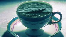 Modern Ireland in 100 Artworks: 1997 – Teacup, by Dorothy Cross