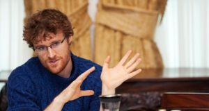 "Paddy Cosgrave: ""Rise is growing up like WebSummit. Rise is a good bit bigger now."""