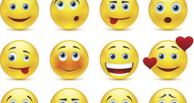 Junior Cert pupils react to emojis on English paper one