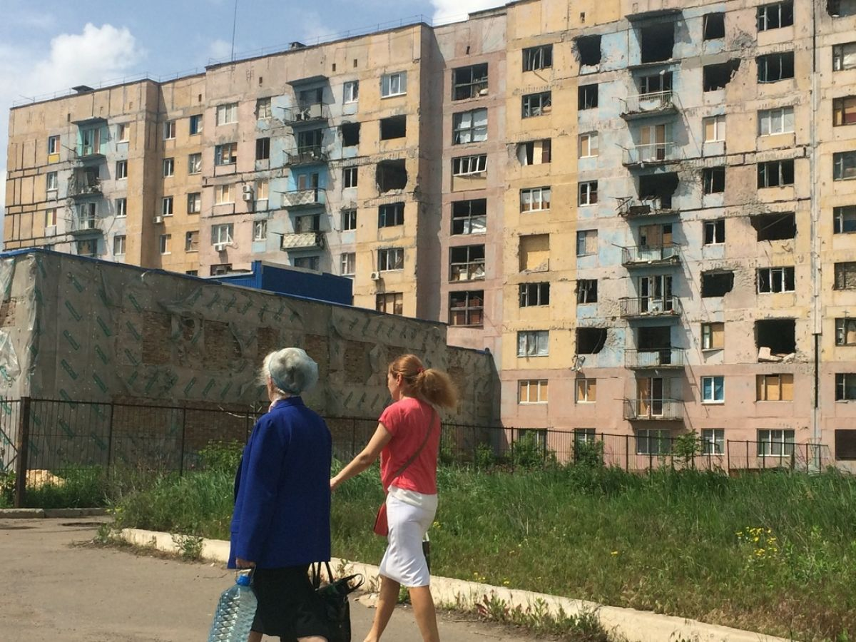 Printing houses in Donetsk and the region: a selection of sites