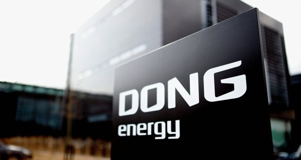 Dong Energy soars 12% after IPO trading
