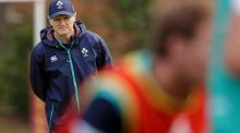Joe Schmidt believes now is time for new leaders to emerge