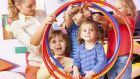 The Government is introducing a second free year for preschool children. Photograph: iStock