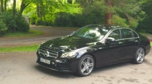 Our Test Drive: the Mercedes-Benz E220