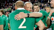 Rory Best hails 'massive physical performance' after South Africa win