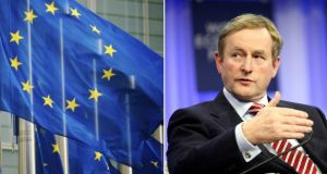 "In a letter to President of the European Commission Jean Claude Juncker the Taoiseach said investment in infrastructure in Ireland was at its ""lowest level for many years, and also represents the lowest level of any member state at present"". Photographs: The Irish Times"