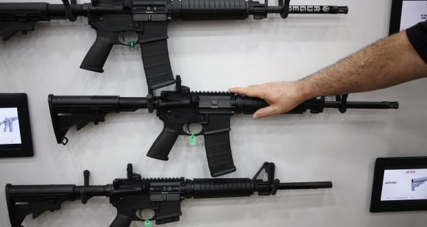 removing guns from us would cause civil war says lobbyist