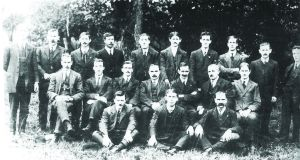 James Connolly in Tralee in 1915